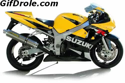 Watch and share Transformation De Motos De La Marque Suzuki Gif GIFs on Gfycat