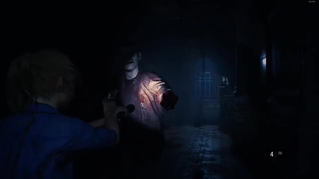 Watch and share Resident Evil 2 GIFs by Geistra on Gfycat