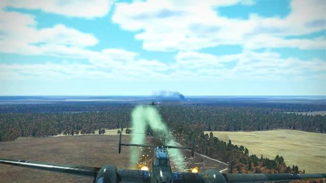 Watch and share IL-2 Sturmovik  Battle Of Stalingrad 2019.05.10 - 23.03.42.02 GIFs on Gfycat