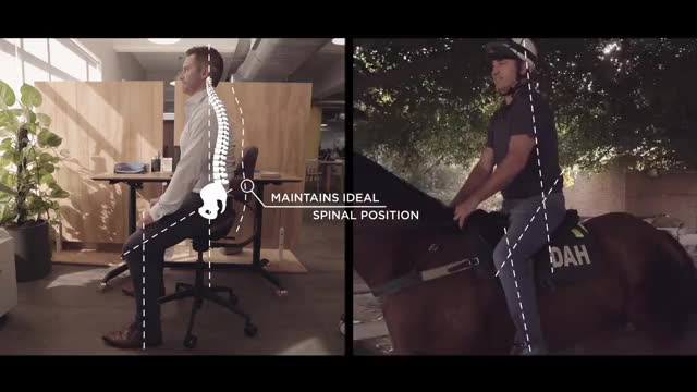 Workhorse Saddle Chair - Official Kickstarter Video