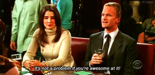 Watch this trending GIF on Gfycat. Discover more cobie smulders, neil patrick harris GIFs on Gfycat