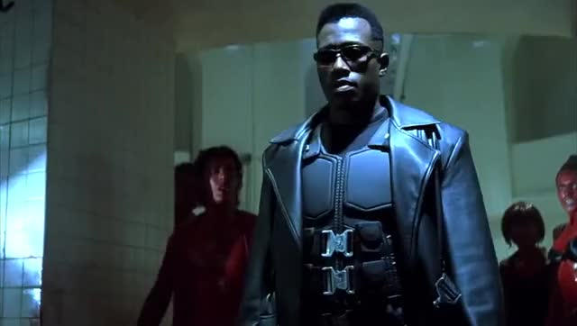 Watch this blade GIF on Gfycat. Discover more blade, wesley snipes GIFs on Gfycat