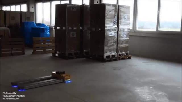 Watch Autonomous pallet trucks GIF by @heun3344 on Gfycat. Discover more related GIFs on Gfycat