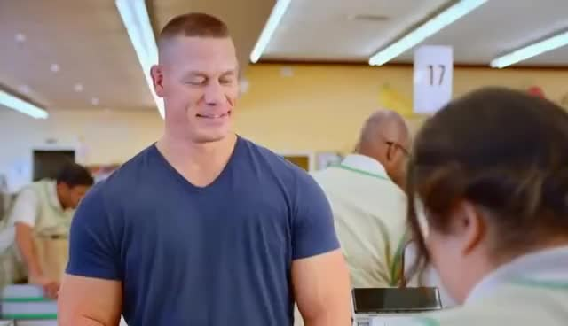 john cena, John Cena Hefty commercial GIFs