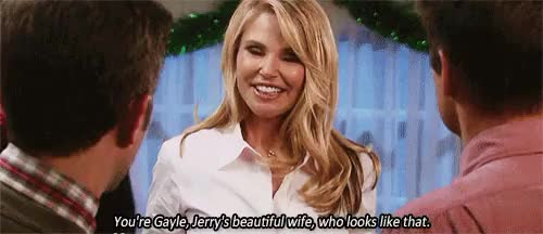 tom haverford wife