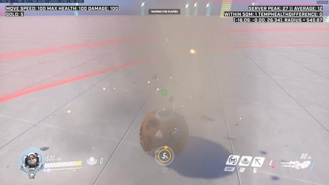 Watch and share Overwatch Battle Royale? GIFs by roypon11 on Gfycat