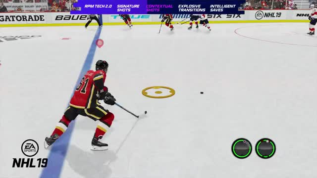 Watch and share Nhl 20 Gameplay GIFs and Nhl 20 Trailer GIFs by polygon on Gfycat