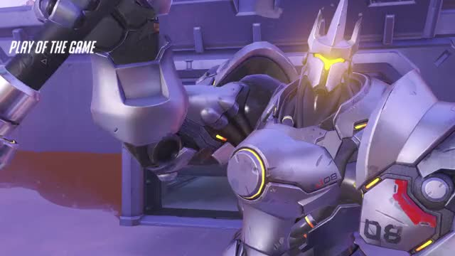 Watch 19 19-03-01 16-47-49 GIF by @phoenixgaming on Gfycat. Discover more overwatch, potg, reinhardt GIFs on Gfycat