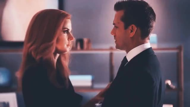 Watch and share Sarah Rafferty GIFs and Gabriel Macht GIFs on Gfycat
