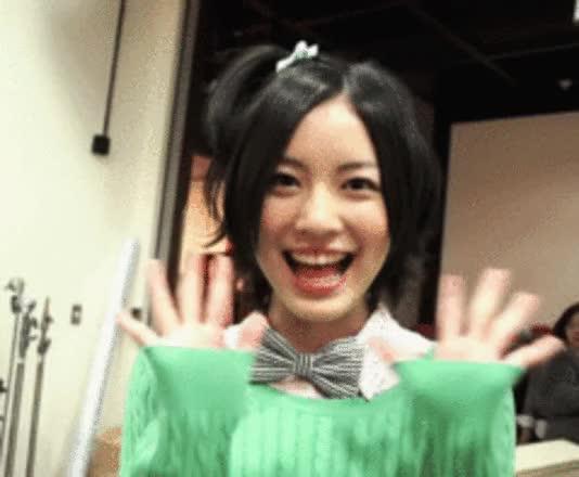 Watch 松井珠理奈のGIF画像[GIFMAGAZINE] GIF on Gfycat. Discover more 松井珠理奈 GIFs on Gfycat