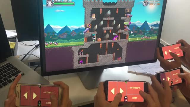 Watch and share Local Multiplayer GIFs and Couch Coop GIFs by AirConsole on Gfycat