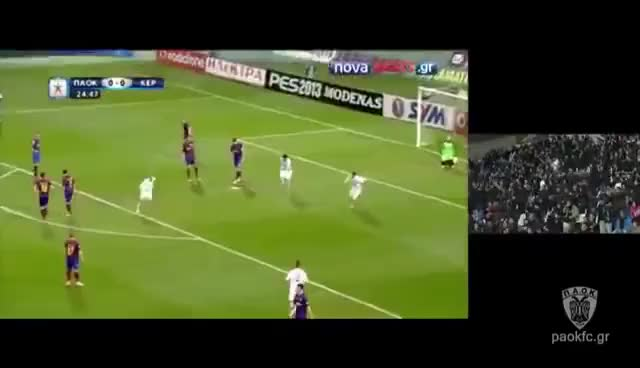 Watch and share Paok GIFs on Gfycat