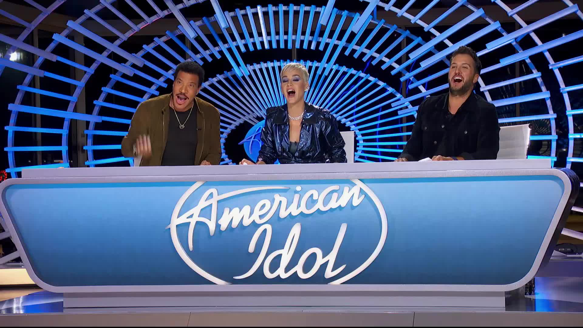 American Idol 2018, American Idol 2019, american idol, american idol 2018, american idol 2019, americanidol, idol, katy, katy perry, lionel richie, luke bryan, perry, ryan, ryan seacrest, seacrest, Myra Tran WOWS Judges With