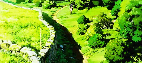Watch the sky's awake, so I'M awake GIF on Gfycat. Discover more ashitaka, ghibliedit, mononoke hime, my stuff, princess mononoke, studio ghibli, studioghibligif, yakul GIFs on Gfycat