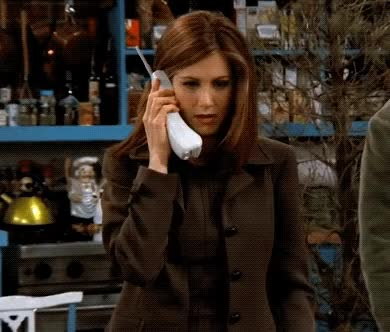 Watch this omg GIF by The GIF Smith (@sannahparker) on Gfycat. Discover more friends, jennifer aniston, oh, omg, phone, rachel green, shock, surprise, what GIFs on Gfycat