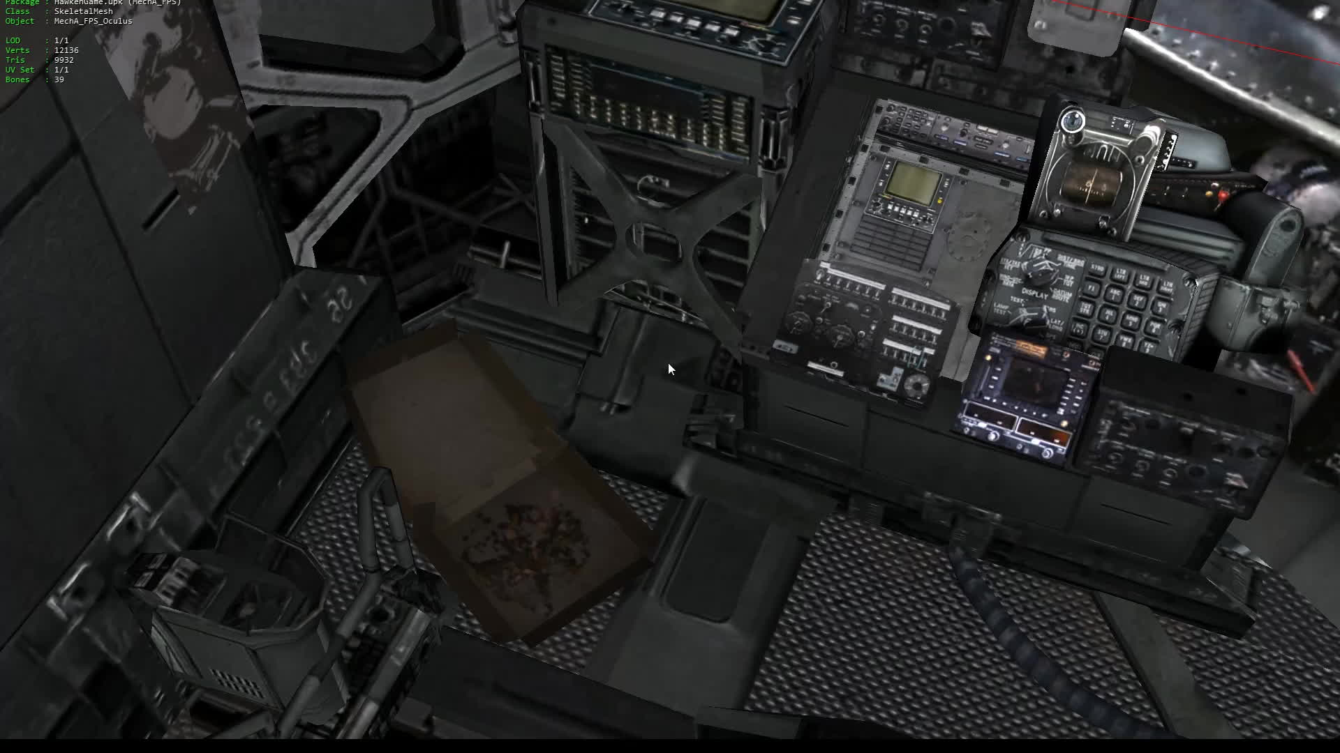 Hawken Inside The Cockpit GIFs