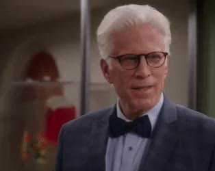 Watch and share The Good Place GIFs and Evil Laugh GIFs by Unsurprised on Gfycat