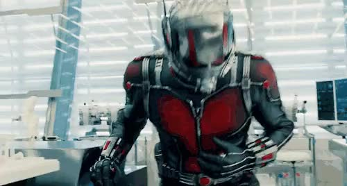 Watch this ant-man GIF on Gfycat. Discover more ant man, ant-man, ant-man and the wasp, antman, look i made shitty gifs, marvel, marvel edit, mcu, paul rudd, scott lang GIFs on Gfycat