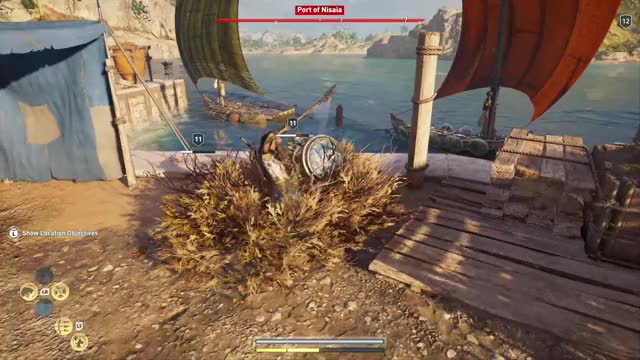 Watch and share Assassin's Creed GIFs and Ubisoft Quebec GIFs by Carl_GoodToSeeYou on Gfycat