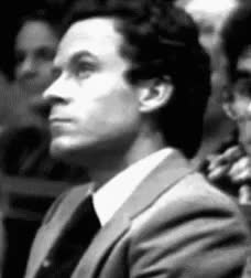 Watch and share Serial Killer GIFs and Ted Bundy GIFs on Gfycat