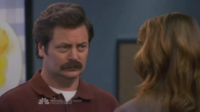 Watch and share Nick Offerman GIFs and Brokengifs GIFs by Hyperspeed Hallucinations on Gfycat