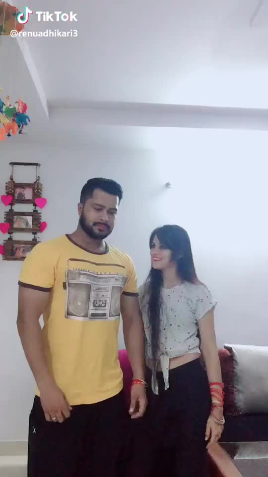 Watch  #tere_bina_jeena_sja_ho_gya_saunu #myhero #loveyou #couplegoals #mylovefordance GIF by @acrobaticdepartment on Gfycat. Discover more couplegoals, loveyou, myhero, tere GIFs on Gfycat