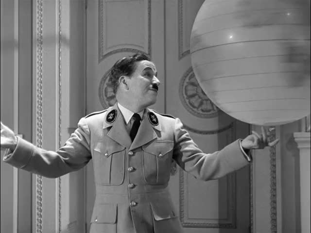 Watch and share The Great Dictator GIFs and Charlie Chaplin GIFs by Satanboss on Gfycat