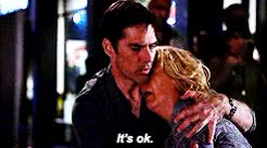 Watch and share Jayne Atkinson GIFs and Aaron Hotchner GIFs on Gfycat