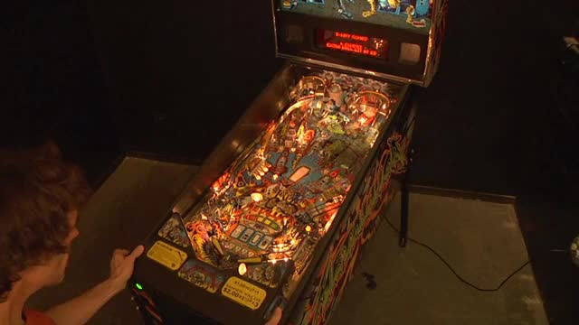 Watch Metallica Pinball Machine [OC] : perfectloops GIF on Gfycat. Discover more related GIFs on Gfycat