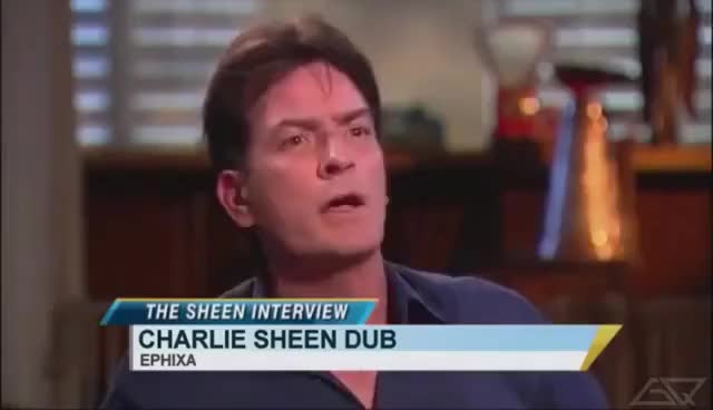 Watch and share Charlie GIFs and Sheen GIFs on Gfycat