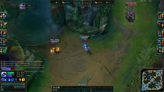 Watch and share Malphite Flash-Xerath Highlight GIFs on Gfycat