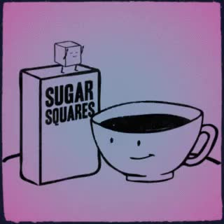 Watch sugar cube in coffee animated gif animation gif giffer GIF on Gfycat. Discover more related GIFs on Gfycat
