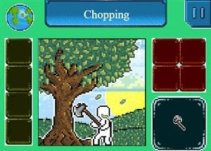 gamedevscreens, Chopping GIFs
