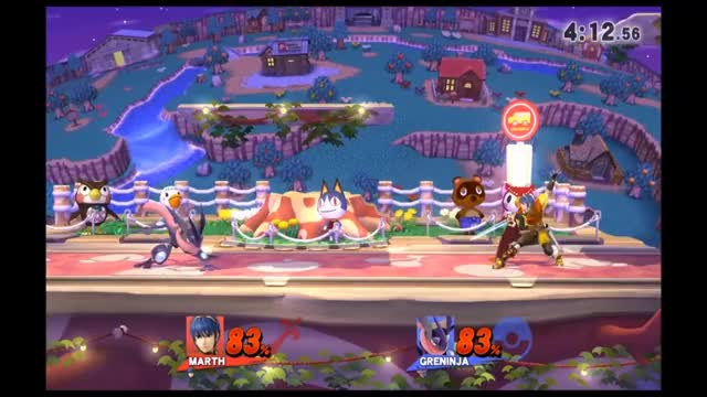 Watch and share Smashbros GIFs and Greninja GIFs by v23 on Gfycat