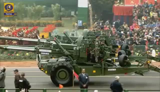 Watch and share Republic Day Parade - 26th January 2017 - LIVE GIFs on Gfycat