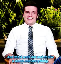 Watch and share Jennifer Lawrence GIFs and Joshifer Is Real GIFs on Gfycat