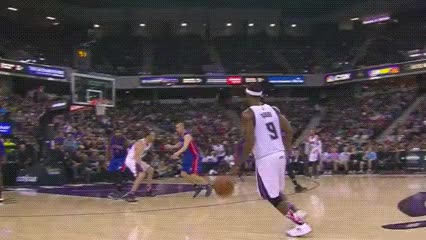 Watch Rajon Rondo, Sacramento Kings GIF by Off-Hand (@off-hand) on Gfycat. Discover more related GIFs on Gfycat