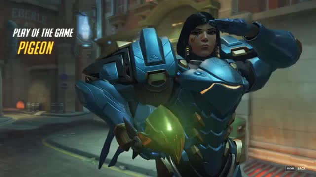 Watch Boop Boop GIF on Gfycat. Discover more Overwatch, Pharah GIFs on Gfycat