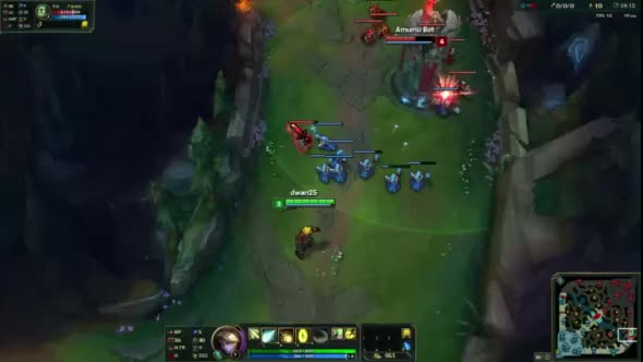 Watch and share Ezreal W GIFs by hoeyboey on Gfycat