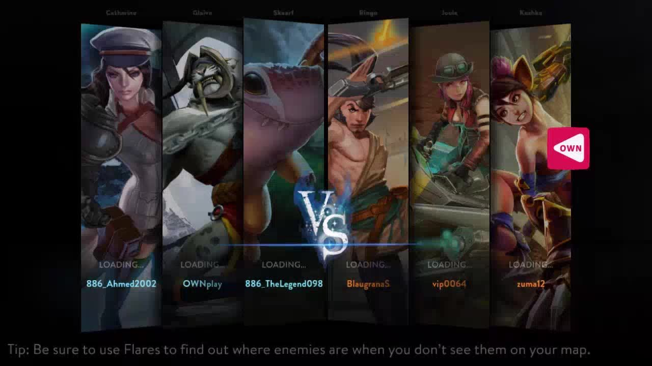 androidgaming, Vainglory 1vs3 GIFs