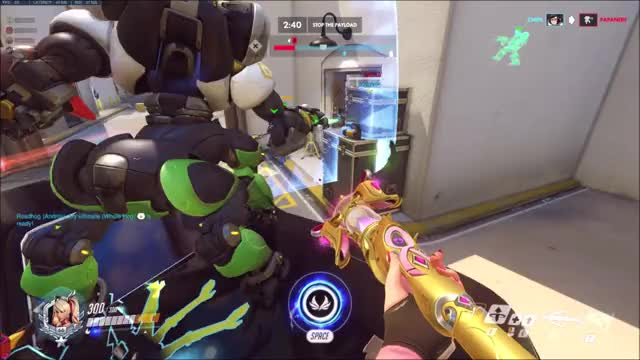 Watch saved by the armour GIF by @myself on Gfycat. Discover more overwatch GIFs on Gfycat