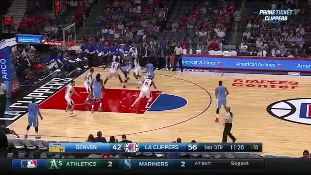 Watch and share Mudiay Cross Court Foye GIFs by kolaches on Gfycat