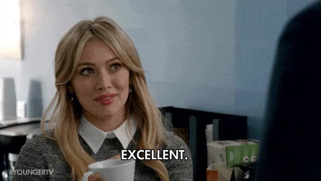 Watch and share Hilary Duff GIFs and Excellent GIFs on Gfycat