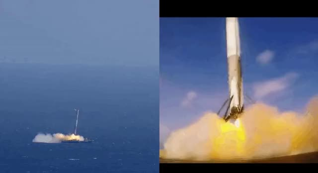 Watch spacex GIF on Gfycat. Discover more related GIFs on Gfycat