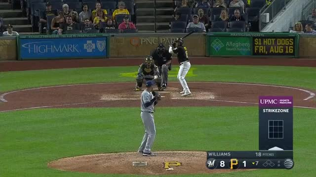 Watch and share Devin Williams Sl GIFs and Baseball GIFs on Gfycat