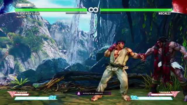 Watch and share SFV Ryu Normals PBT3 GIFs on Gfycat