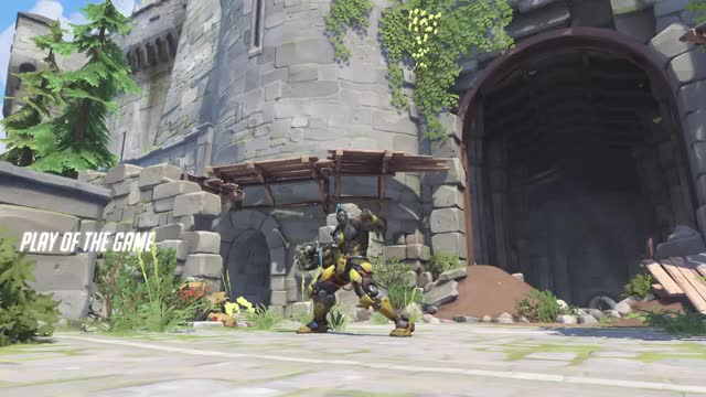 Watch Bailey GIF by @jonty1 on Gfycat. Discover more overwatch, potg GIFs on Gfycat