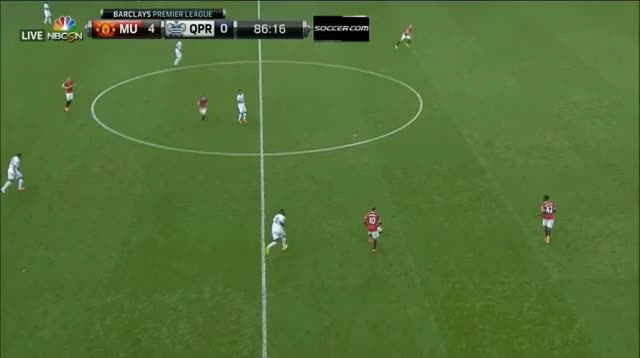 Watch Rooneys long pass to Valencia v QPR (reddit) GIF on Gfycat. Discover more reddevils, soccer GIFs on Gfycat