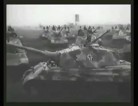 Tanks, army, loop, music video, panzer ag, Panzer army GIFs
