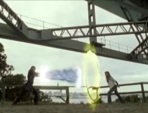 Watch and share Power Rangers Dino Thunder - All Unmorphed Fights GIFs on Gfycat